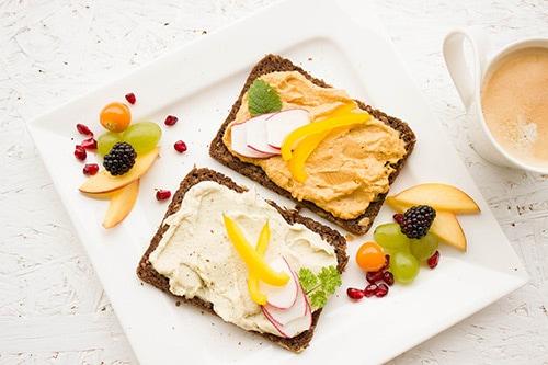 Village Cafe Frühstück